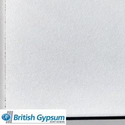 Gyprex Satinspar Plastic Faced Plasterboard Tile