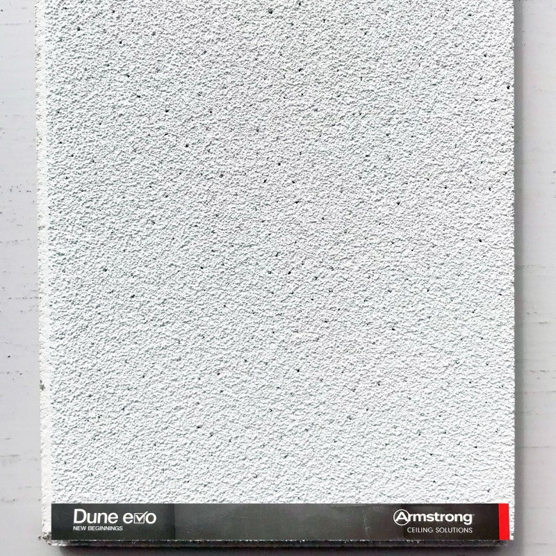 Armstrong Dune Evo Suspended Ceiling Tiles 600x600