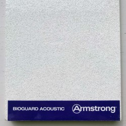 Armstrong Bioguard Acoustic Face Pattern