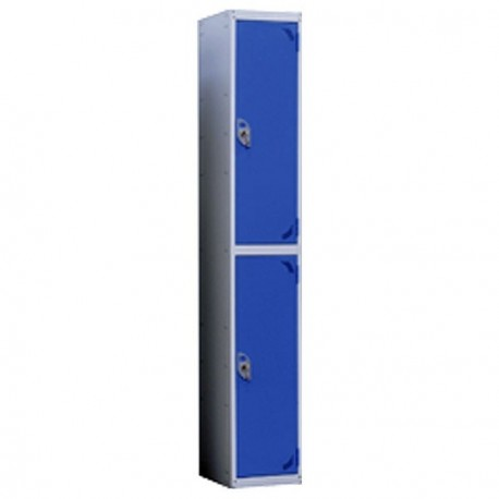 2 Door Steel Lockers