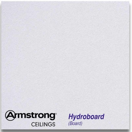 Armstrong Hydroboard 600x600mm Square Edge